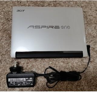 エイサー(Acer)のacer ASPIRE ONE 533 メモリ 1GB HDD 250GB(ノートPC)