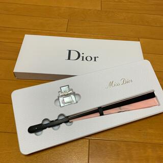 Dior - 【新品未使用】Dior 香水 & 扇子