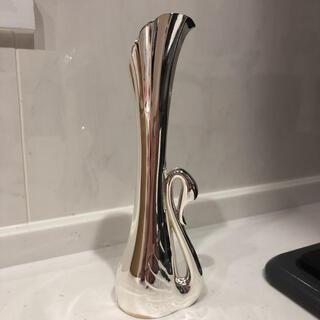 ダダ(DADA)のDaDa 花瓶 シルバー 新品(花瓶)