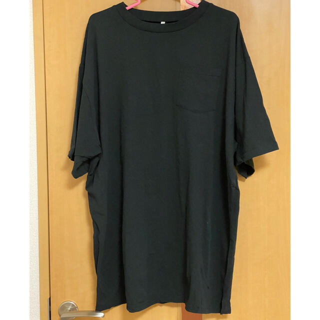 AS KNOW AS(アズノウアズ)のas know as ポケット付き ビッグTシャツ レディースのトップス(Tシャツ(半袖/袖なし))の商品写真