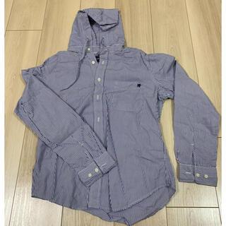 ジムフレックス(GYMPHLEX)のジムフレックス シャツ フード付き Gymphlex(ポロシャツ)