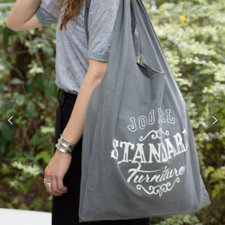 JOURNAL STANDARD - ジャーナルスタンダード  エコバッグ ショルダー ブラック グレー