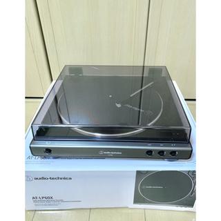 オーディオテクニカ(audio-technica)のオーディオテクニカ フルオート ターンテーブル レコードプレーヤー ほぼ新品(ターンテーブル)