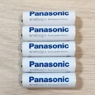 Panasonic - パナソニック エネループ 単3形充電池 5本