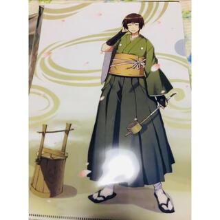 ディーエムエム(DMM)の刀剣乱舞 一周年記念 祝画 クリアファイル 石切丸(クリアファイル)