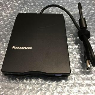 レノボ(Lenovo)のLenovo レノボ 3.5インチ フロッピーディスクドライブ(PC周辺機器)