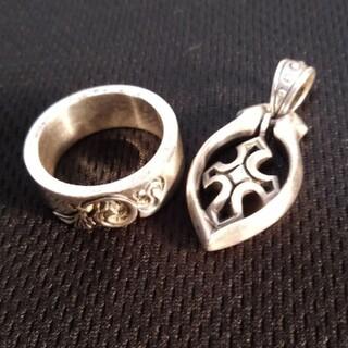 エムズコレクション(M's collection)のエムズコレクション 指輪 ペンダントトップ シルバーアクセサリー(リング(指輪))