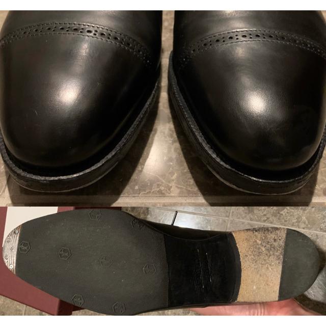 JOHN LOBB(ジョンロブ)の【美品・最終】ジョンロブ フィリップ2 UK6.5E 純正シューツリー他付属 メンズの靴/シューズ(ドレス/ビジネス)の商品写真