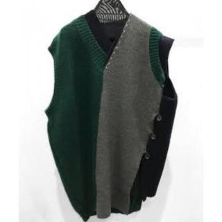 kolor - 最終値下げ kolor 20aw crazy knit best サイズ3