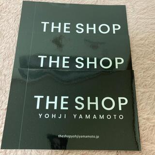 ヨウジヤマモト(Yohji Yamamoto)のyohjiyamamoto ステッカー(その他)