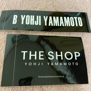 ヨウジヤマモト(Yohji Yamamoto)のyohjiyamamoto ステッカーセット(その他)