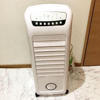 温冷風扇 ヒートアンドクール EFD-1702WH(ファンヒーター)
