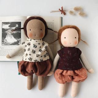 ボンポワン(Bonpoint)のlittlekin × soorploom コラボ ウォルドルフ人形 (人形)