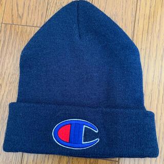 ロデオクラウンズ(RODEO CROWNS)のロデオクラウンズ✖︎チャンピオン コラボ ニット帽(ニット帽/ビーニー)