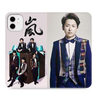 アラシ(嵐)の大野智 iPhone11 手帳型ケース(iPhoneケース)