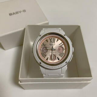 ベビージー(Baby-G)のBaby-G CASIO 腕時計 ローズゴールド BGA-150(腕時計)