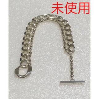 グッチ(Gucci)のGUCCI グッチ 激レア シルバー 喜平 ボールチェーン ブレスレット 極美品(ネックレス)