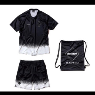 エフシーアールビー(F.C.R.B.)の⭐F.C.R.B SPLASH S/S TOP & SHORTS⭐(その他)