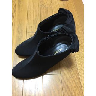 シマムラ(しまむら)のリボンブーツ(ブーツ)