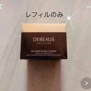 デビュースクッションファンデ レフィル1つ(ファンデーション)