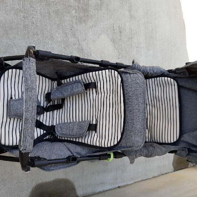 KATOJI(カトージ)のベビーカー 2人乗り キッズ/ベビー/マタニティの外出/移動用品(ベビーカー/バギー)の商品写真