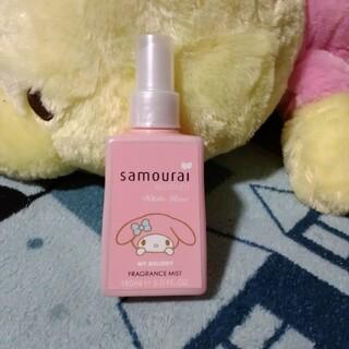サムライ(SAMOURAI)のサムライウーマン  ボディーミスト   ホワイトローズ(香水(女性用))