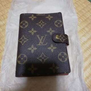 LOUIS VUITTON - ルイビトンの手帳カバー