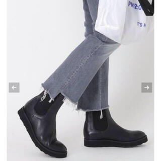 ドゥーズィエムクラス(DEUXIEME CLASSE)の♦︎新品♦︎37サイズ CAMINANDO BOOTS(ブーツ)