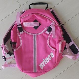Prince - テニス リック バック 子供用 プリンス ピンク