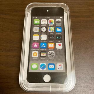 アップル(Apple)の(空き箱のみ)Apple iPodtouch 第7世代 スペースグレイ 32GB(その他)