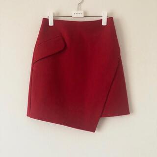 エディットフォールル(EDIT.FOR LULU)のcarven ウールスカート(ひざ丈スカート)