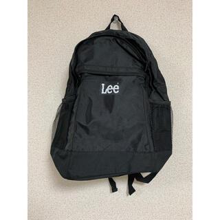 リー(Lee)のLee  リュック バックパック 黒(リュック/バックパック)