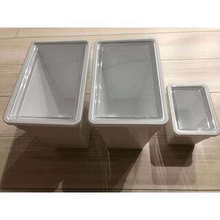 イケア(IKEA)のイケア IKEA 食品保存容器 ストックケース(容器)