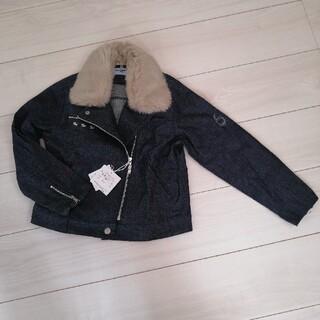 ポンポネット(pom ponette)のpom ponette jeans デニムジャケット ブルゾン(コート)