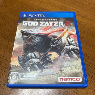 プレイステーションヴィータ(PlayStation Vita)のPSVITA   GOD EATER2(携帯用ゲームソフト)