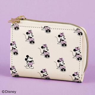 ディズニー(Disney)のミニー &隠れミッキー開運ウォレット sweet 2021年 02月号付録(ファッション)