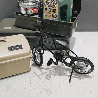 ニコアンド(niko and...)のオリジナル自転車オブジェ(置物)