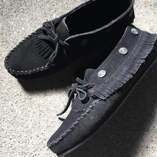 ミネトンカ(Minnetonka)のミネトンカ  モカシン ローファー(ローファー/革靴)