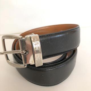 ラルフローレン(Ralph Lauren)の●ラルフローレン/ベルト メンズ W83~93cm 黒 レザー(ベルト)