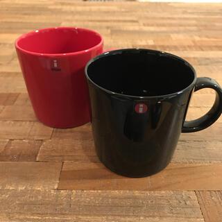 イッタラ(iittala)のiittala イッタラ teema ティーマ マグカップ 2個セット(グラス/カップ)
