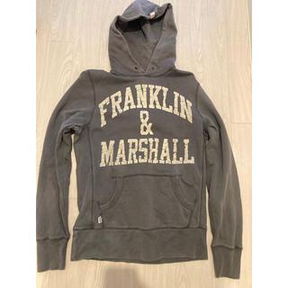フランクリンアンドマーシャル(FRANKLIN&MARSHALL)の【USED】イタリア製 フランクリンマーシャル ダメージパーカー(パーカー)