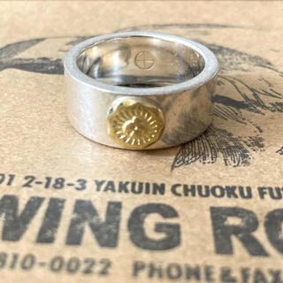 goro's - WINGROCK ウイングロック リング R-SK-2C