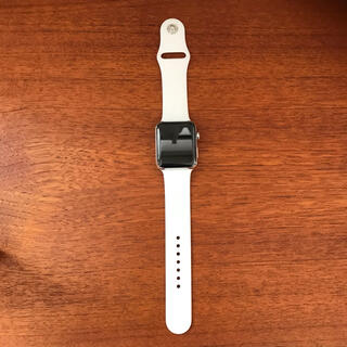 アップルウォッチ(Apple Watch)のApple Watch Series3 42mm GPS+Cellular(腕時計(デジタル))