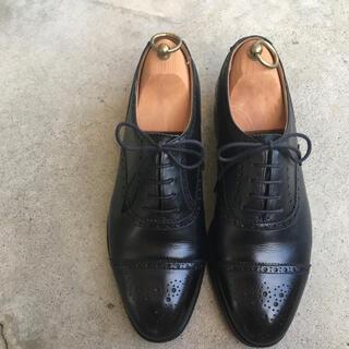 Crockett&Jones - 【クロケット&ジョーンズ】ウエストミンスターUK6.5ブラック革靴レザーシューズ