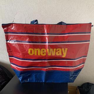ワンウェイ(one*way)のショップ袋(ショップ袋)