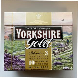 Ely様専用 ヨークシャーティー ゴールド ティー 紅茶 イギリス 80袋 (茶)