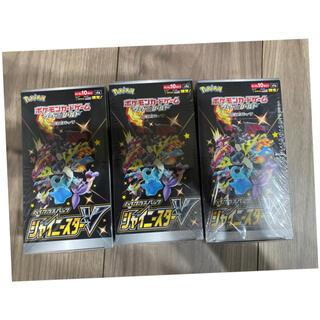 ポケモン(ポケモン)のポケモンカードゲーム ソード&シールド シャイニースターV (Box/デッキ/パック)