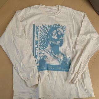 カクタス(CACTUS)のcactus jack travis Scott ロンT Fortnite (Tシャツ/カットソー(半袖/袖なし))