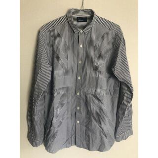 フレッドペリー(FRED PERRY)の【定番】FRED PERRY フレッドペリー 切り替えシャツ チェックシャツ(シャツ)