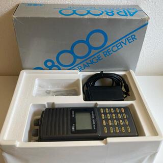 エーオーアール(aor)のAOR AR8000(ラジオ)